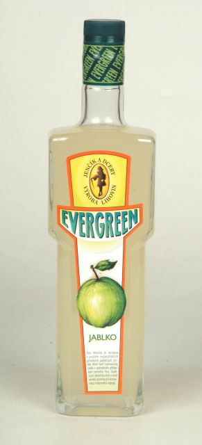 Evergreen jablko * 0,7l