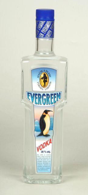 Evergreen vodka * 0,7l