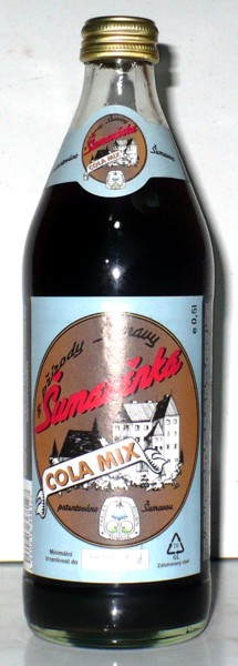 Šumavěnka Cola Mix