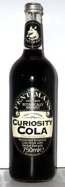 Fentimans Curiosity Cola * 0,75l * bez zálohy